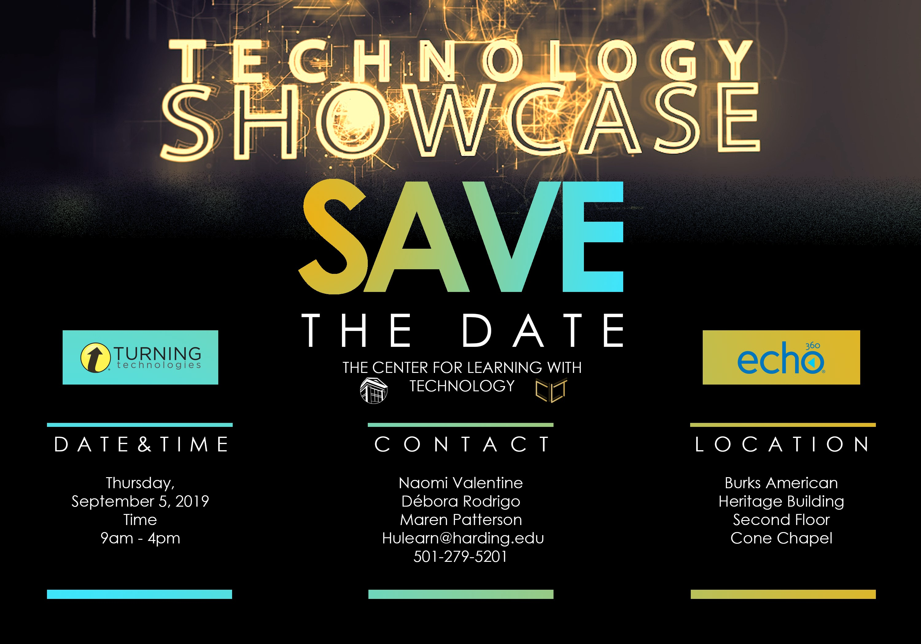 Technology Showcase Details